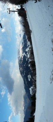Valmorel - super temps ce matin et couvert cet am. la neige est super bonne - © anonyme
