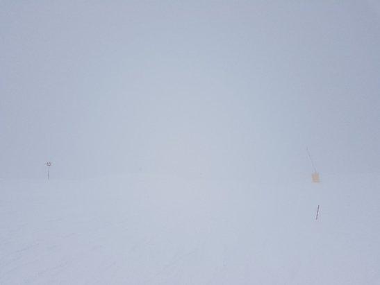 Mayrhofen - Taka dzisiaj była widoczność. - © Anonim
