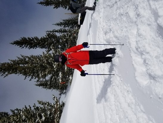 Breckenridge - great conditions...20 inches in the past week. - © anonymous