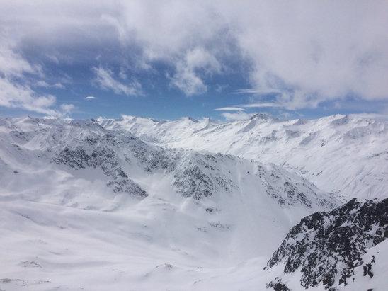 Obergurgl-Hochgurgl - Mountain Star - © iPhone