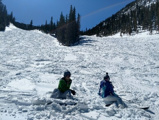 Taos Ski Valley -  skiing was alotta fun today! - © anonymous