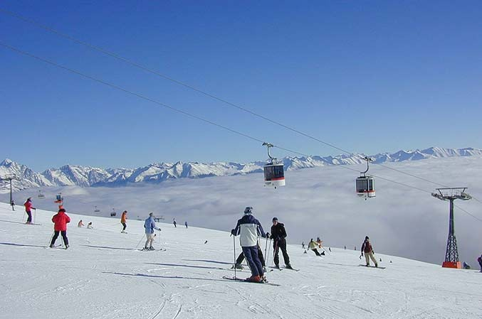 Kronplatz_Skifahrer