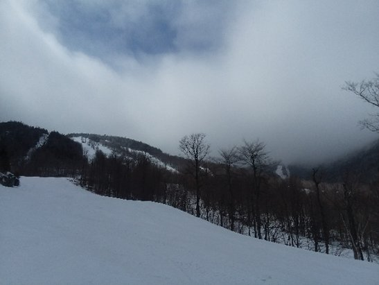 Whiteface Mountain Resort - Good snow yesterday! - © JaySkiUSA