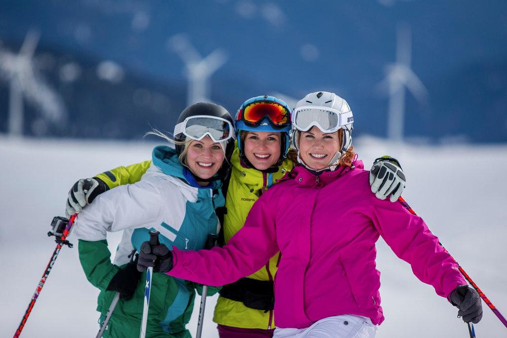 Eindrücke aus dem Skigebiet Lachtal - ©  Ikarus   Tom Lamm