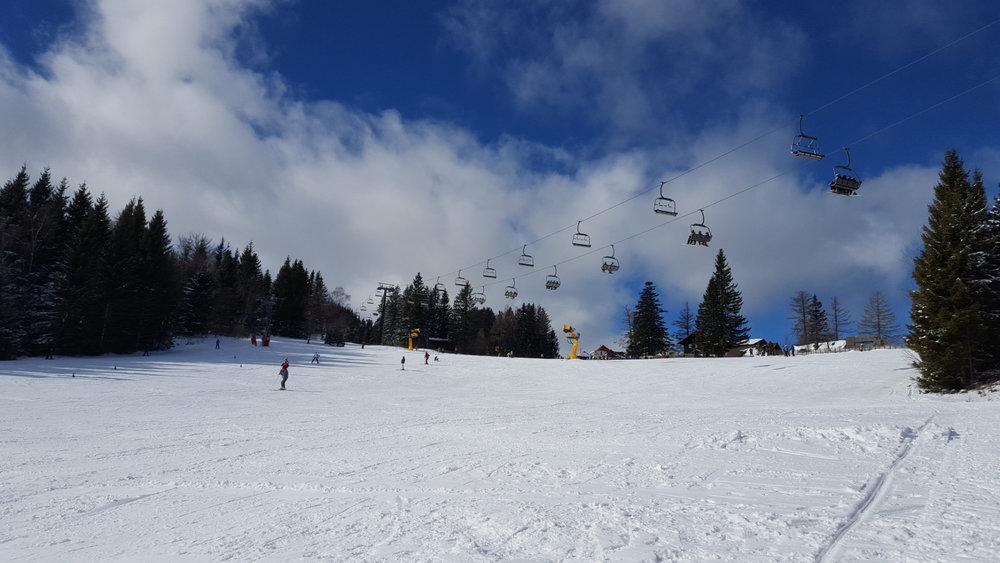 Skigebiet Mönichkirchen-Mariensee - © Schischaukel Mönichkirchen-Mariensee