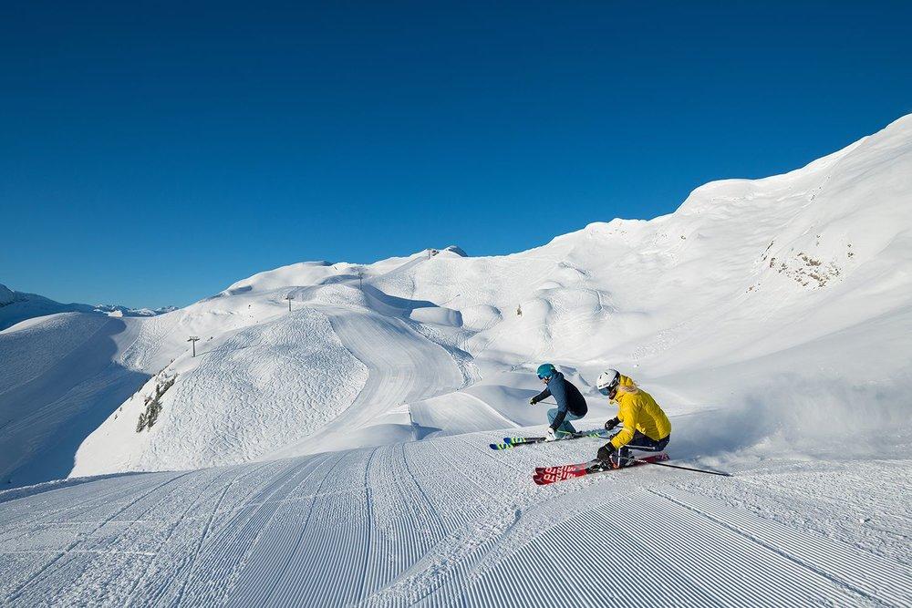 Skifahren in Rauris - © Michael Gruber_Tourismusverband Rauris