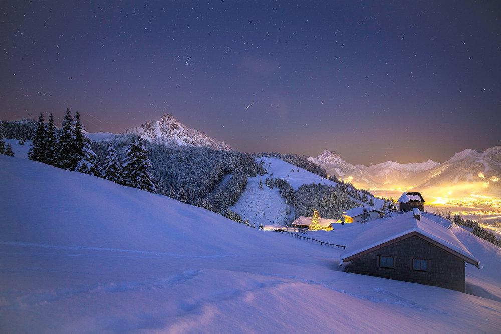 Impressionen aus dem Tannheimer Tal: Schattwald - Zöblen - © TVB Tannheimer Tal_Marc Kleiner