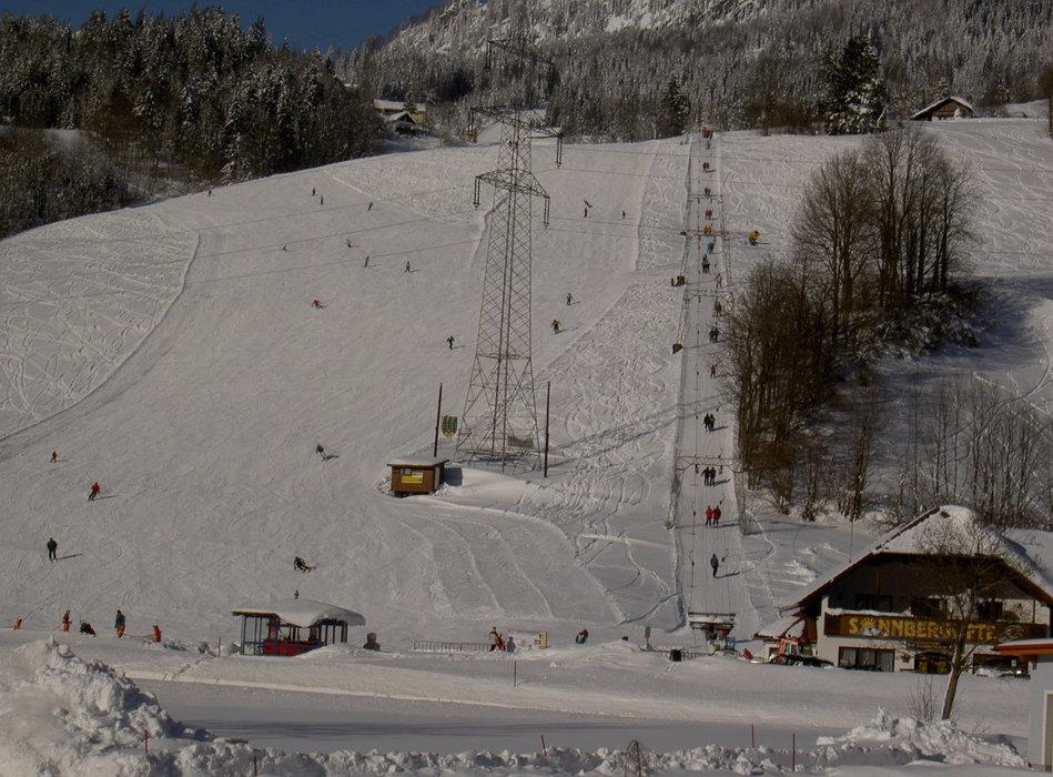 Skigebiet Sonnberglifte