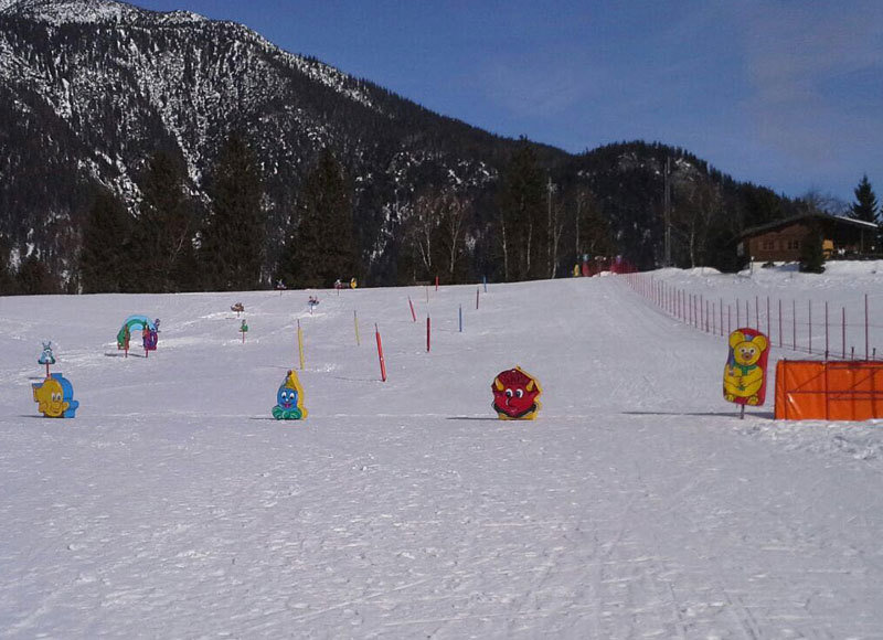 Skigebiet Steinberg im Rofan - © http://www.christlum.at