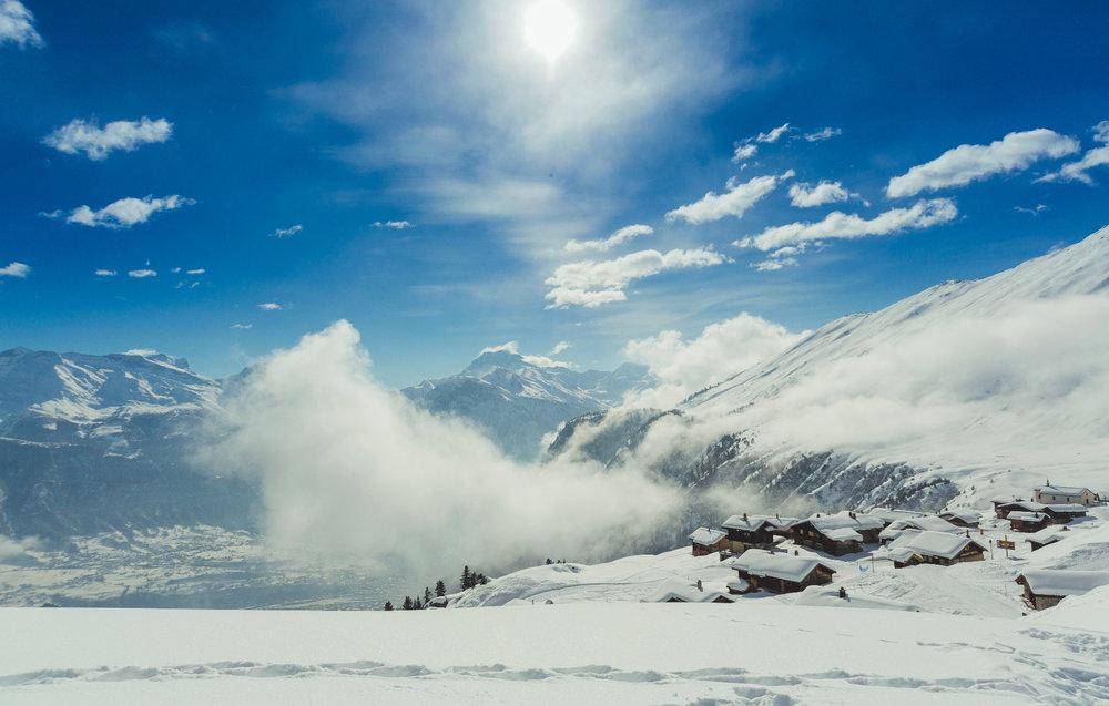Alpe Bel, Belalp - © Blatten-Belalp Tourismus