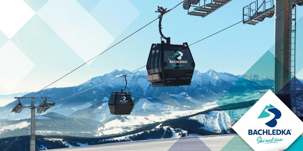 Nová kabínková lanovka v Bachledovej doline začne premávať od zimy 2018/19 - © Bachledka Ski&Sun
