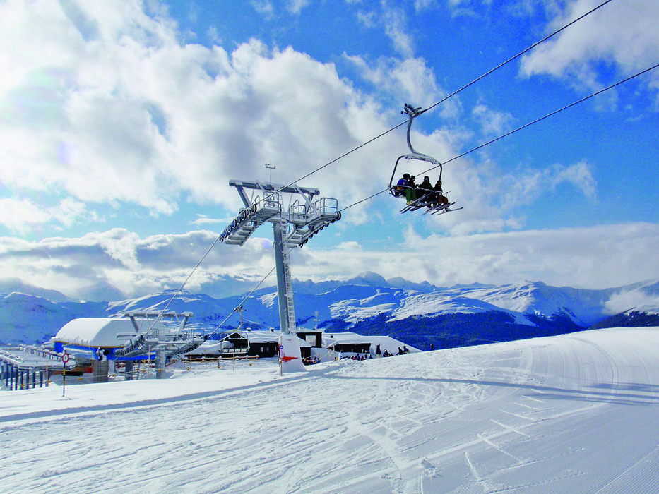Skigebiet Brigels - Andiast - Waltensburg - © Surselva Tourismus AG