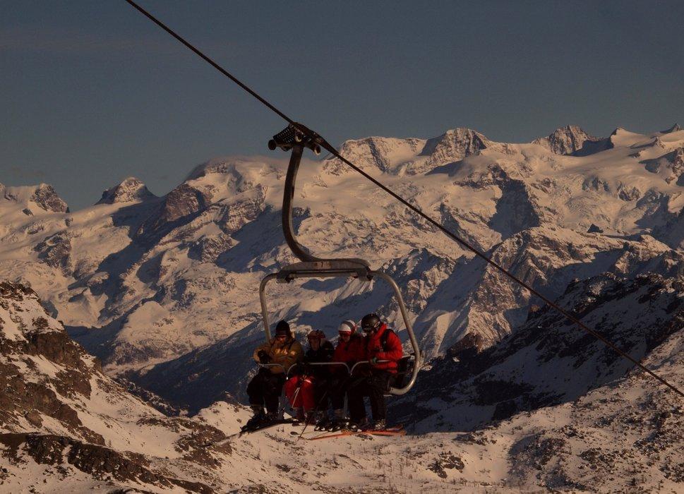 Champorcher - Monterosa Ski - © Archivio Fotografico Monterosa Ski