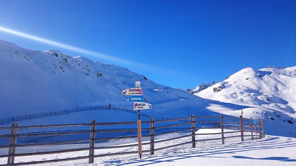De Monetier à Briançon, Serre Chevalier offre 82 pistes et de nombreuses zones ludiques - © Office de Tourisme Serre Chevalier