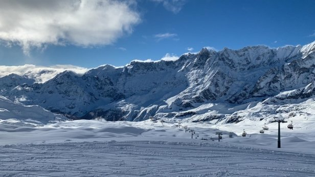 Cervinia - Breuil - powder - © Anonimo