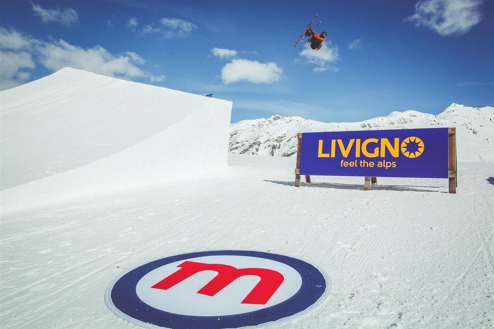 Livigno: Snowpark Mottolino - © Livigno Mottolino