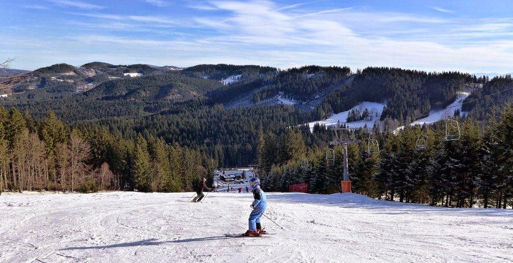 Ski Park Gruň - © Ski Park Gruň
