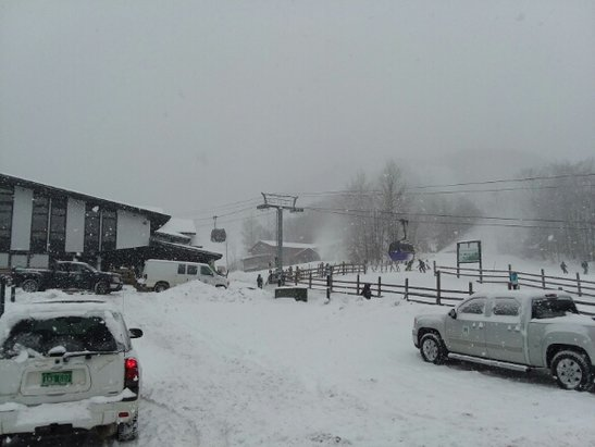 Killington Resort - Great snow for Nov. 16th. - © matt