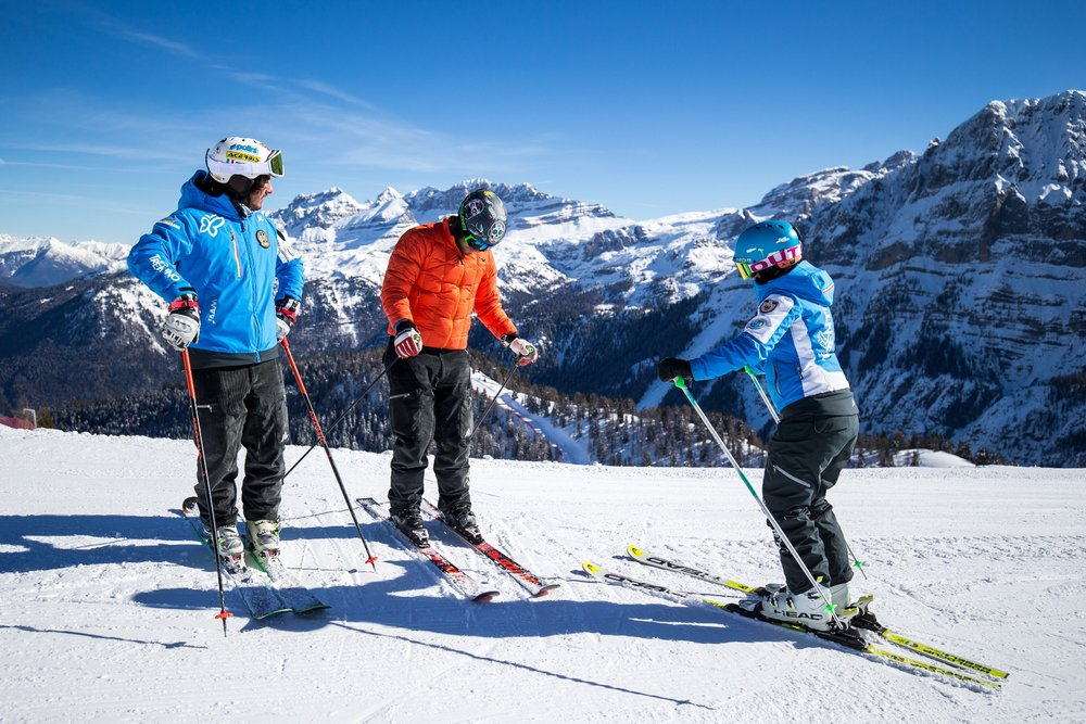 Skiarea Pinzolo Madonna di Campiglio - © Trentino | Ph: A. Russolo