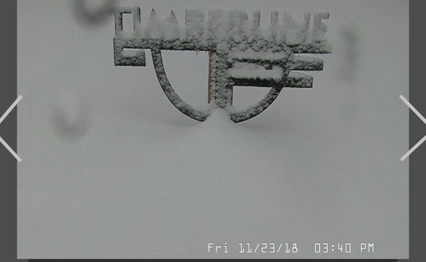 Timberline Lodge - 9 inches in the past 24hrs. 14 inch base at lodge. Snow on the forecast this coming Monday to following Sunday.  - © charleycarey4
