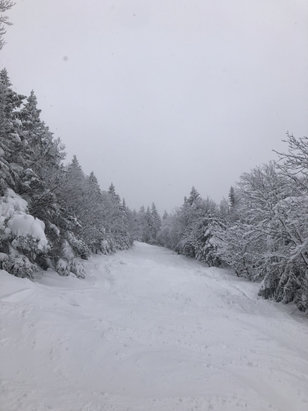 Mount Snow - Drove 4.5 hours chasin that powder! Epic Day!  - © iPhone