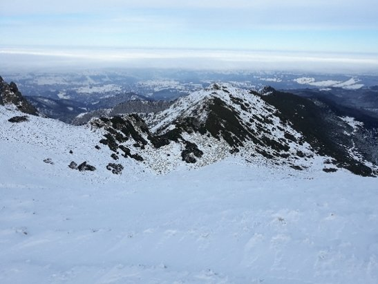 Zakopane - Kasprowy Wierch - brak śniegu  - © Anonim