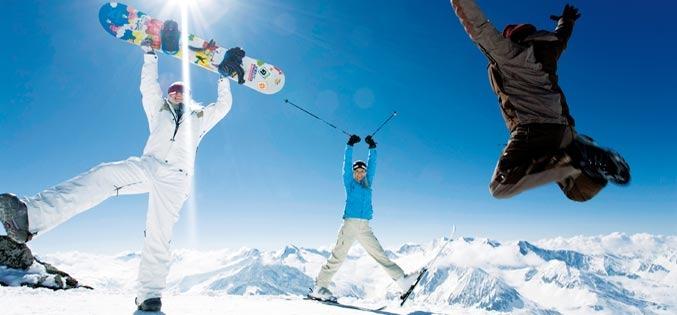 Ski été, Europe, Autriche