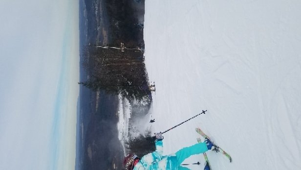 Blue Mountain Resort - good conditions yesterday... looks like more trails to open soon.. - © Dalbey