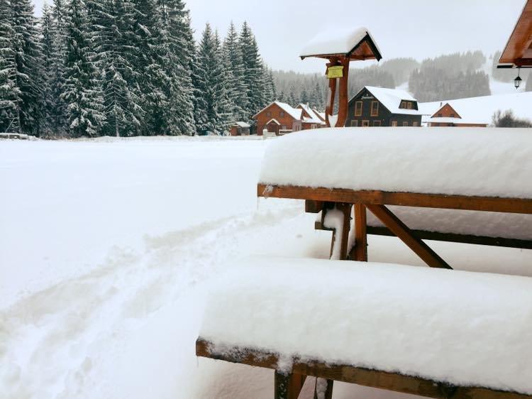 Orava Snow Oravská Lesná, Dec 11 - © facebook Orava Snow Oravská Lesná
