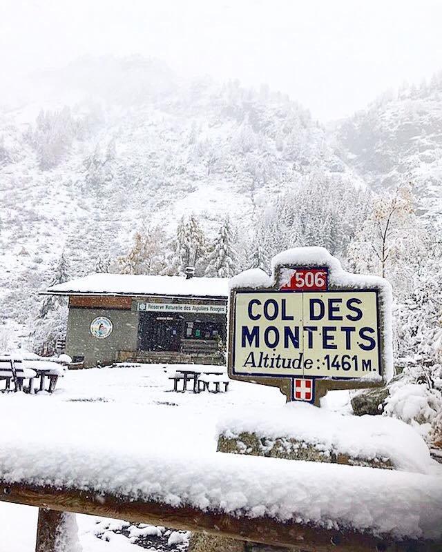 Chamonix Mont-Blanc (28/10/2018) - © Chamonix/Facebook