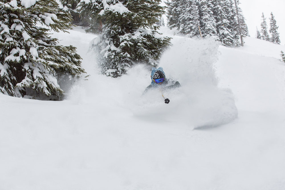 February brought a collective sigh of relief to Crested Butte locals. - © Taylor Ahearn