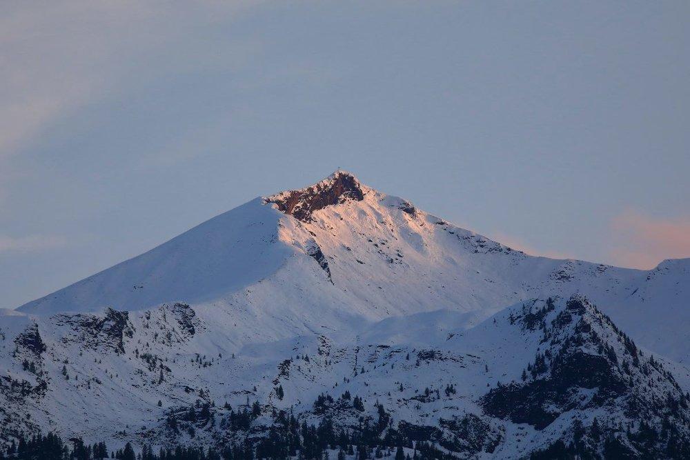 Blick auf den Graukogel im Großarltal - © Facebook Großarltal