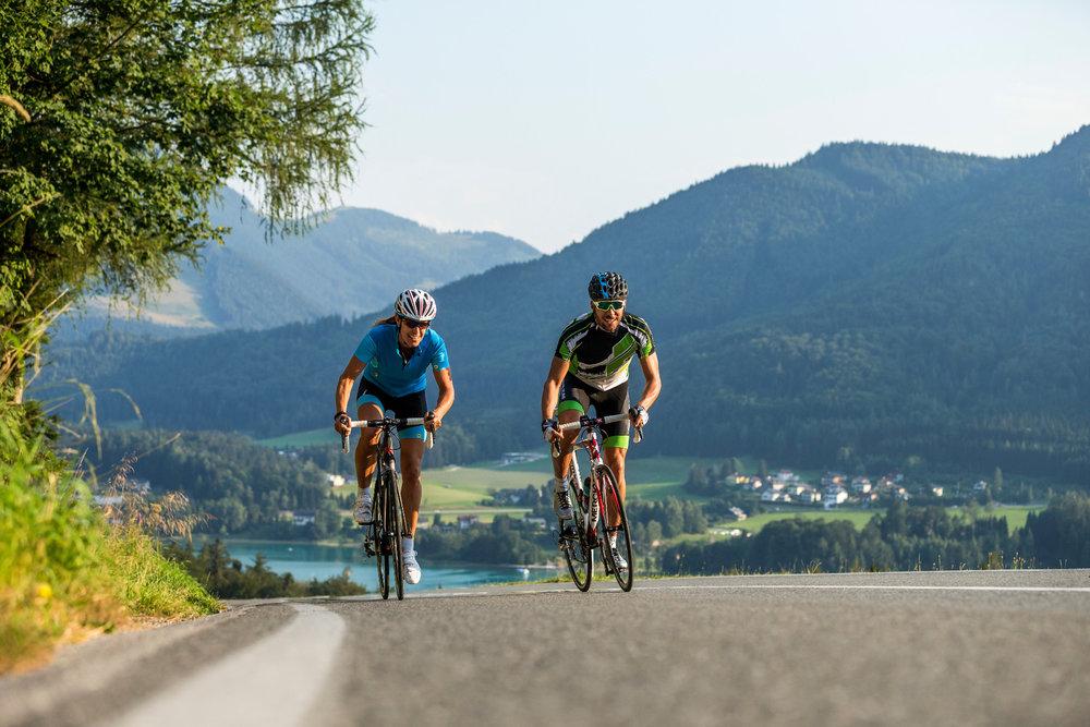 Impressionen von der Eddy Merckx Classic - © SalzburgerLand Tourismus