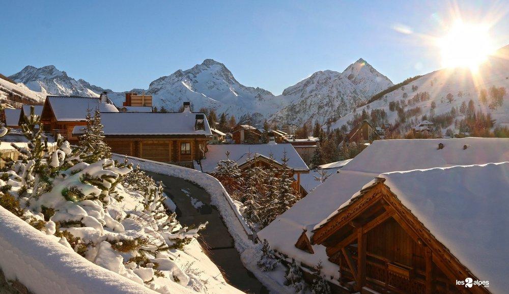 Les 2 Alpes, 11.12.2018