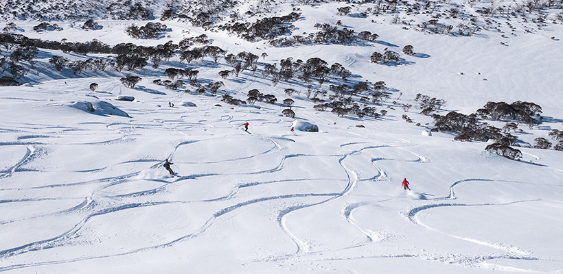 Perisher extends its 2018 ski season thanks to the best snow in 14 years.