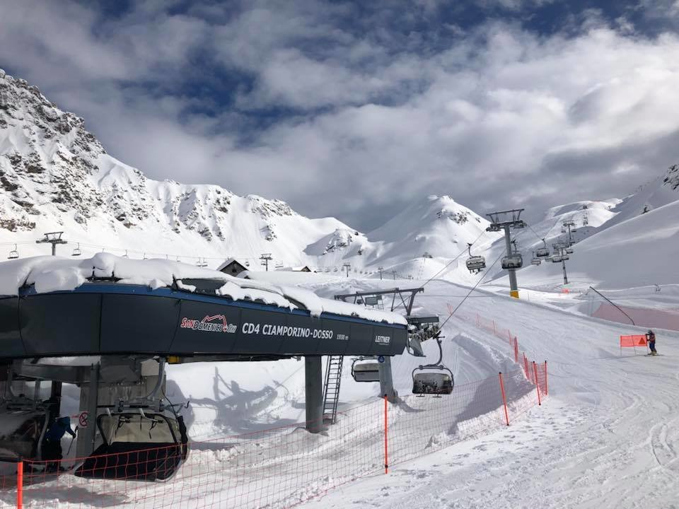 San Domenico Ski 19.03.18 - © San Domenico Ski Facebook