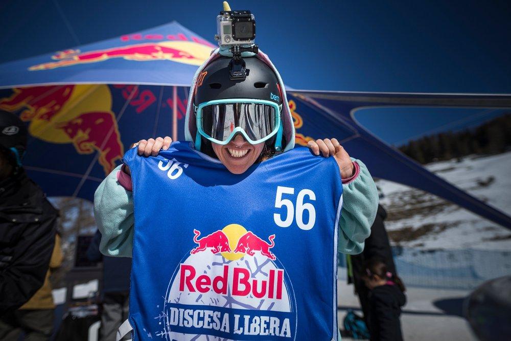Sofia Goggia e Dominik Paris presentano: Red Bull Discesa Libera! - © www.redbull.com