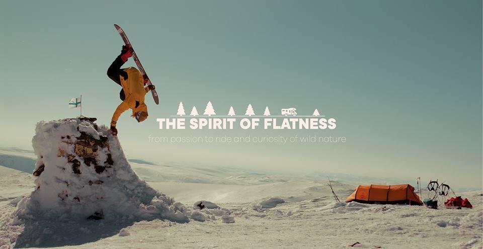 """""""The Spirit of Flatness"""" - co sprawia że fińscy snowboarderzy są jednymi z najlepszych na świecie? - © Born on Board"""