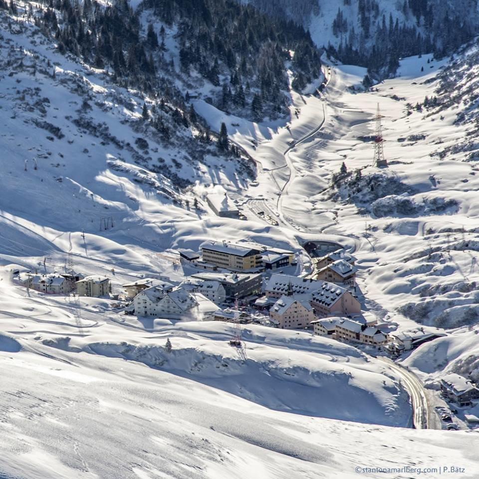 St. Anton am Arlberg Dec. 13, 2018 - © St. Anton/Facebook