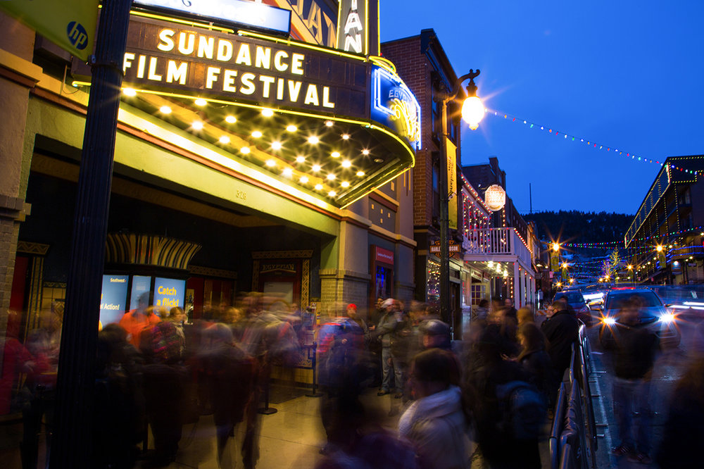 Sundance Film Festival takes over Park City's streets and theaters throughout the mountain and metropolitan areas in January. - © Sundance Film Festival
