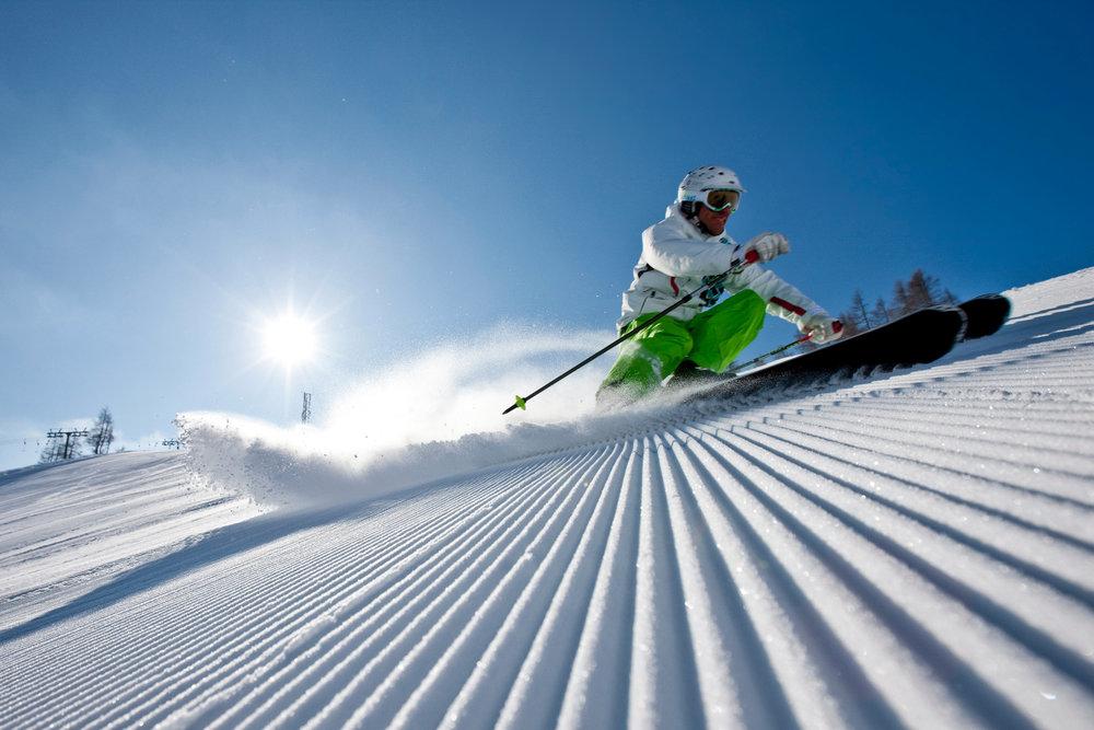 Skifahren auf der Tauplitzalm - © https://www.dietauplitz.com