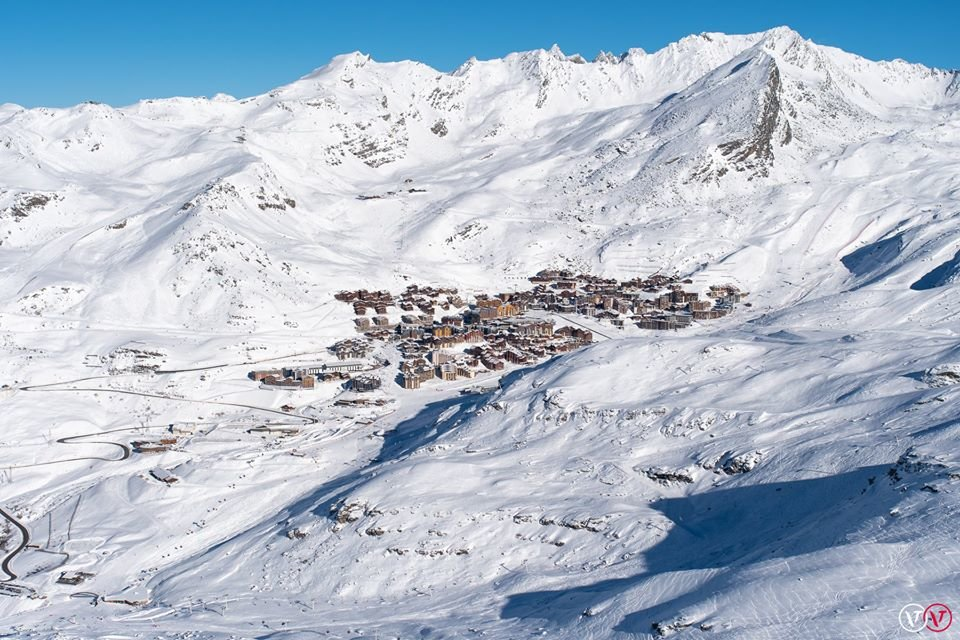 Val Thorens, 12.12.2018 - © Val Thorens/Facebook