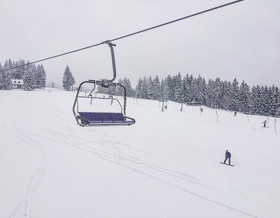 Rokytnice nad Jizerou 21.12. - © Ski Roky | facebook