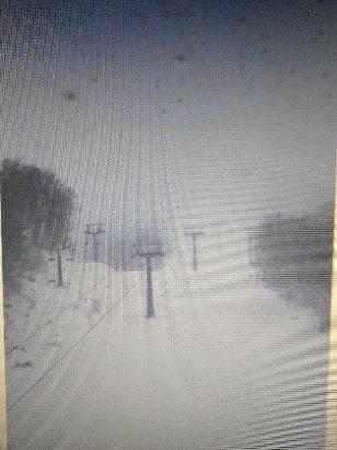 Pescasseroli - Buongiorno amici ha nevicato tutta la notte e nevica ancora ,orsetta e campo scuola aperti ,da domani dovrebbero aprire altro . - © Gaetano