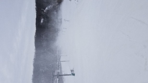 Brandywine - Theyve been making snow non-stop for two days. a good 6-8 inches on the ungroomed runs. - © anonymous