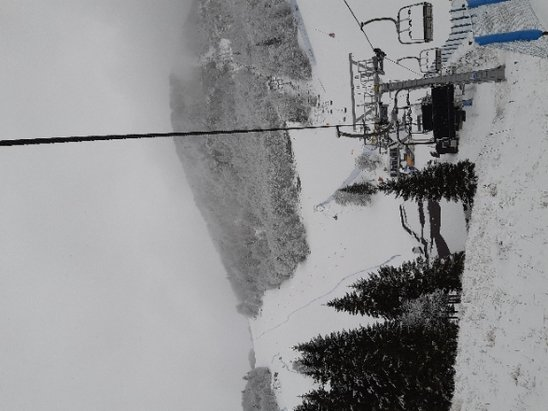 Piancavallo - nevicata  - © Anonimo