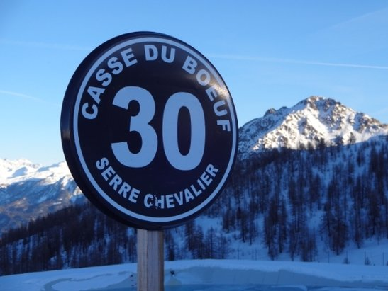 Serre Chevalier - Fantastic place, awesome slopes - © Rifat