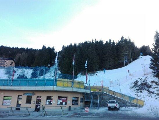 Presolana / Monte Pora - partenza seggiovia cima Pora - © Giovanni Bottini