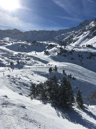 Grand Tourmalet (La Mongie / Bar - © iPhone de Remy