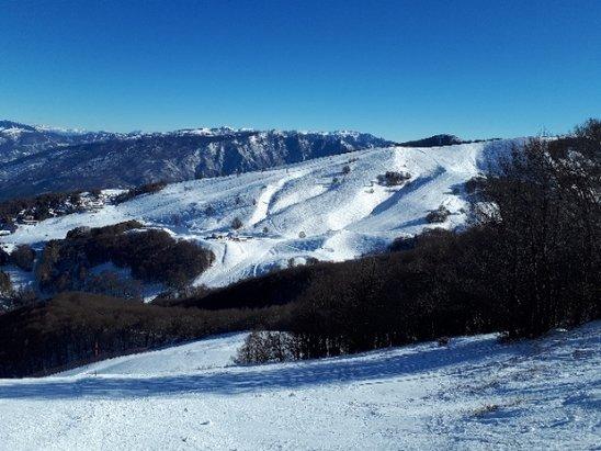 Polsa - San Valentino - Grazie anche alla nevicatina di un paio di giorni fa,tutto le piste tengono e son perfette - © Anonimo